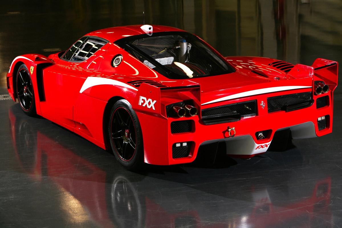 2008 Ferrari FXX